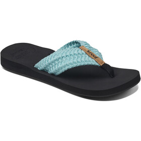 Reef Cushion Threads Flip-flopit Naiset, aqua
